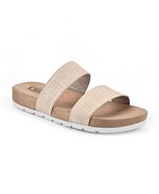 Women's Tahlie Slide Sandals
