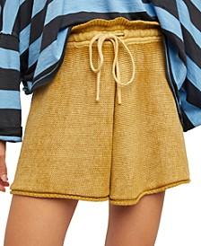 Summertime Blues Knit Shorts