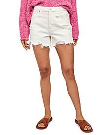 Makai Cutoff Jean Shorts
