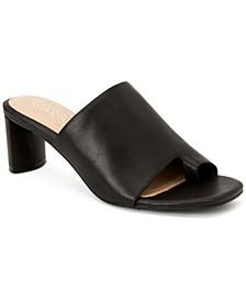 Women's Step N' Flex Colyerr Thong Slide Dress Sandals, Created for Macy's
