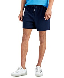 """Men's 5"""" Ponte Knit Shorts, Created for Macy's"""