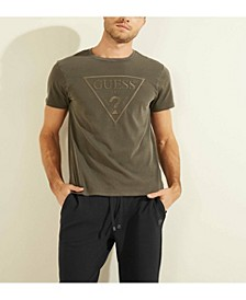 Men's Eco Embroidered Logo Tee