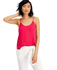 Scoop-Neck Reversible Camisole, Created for Macy's