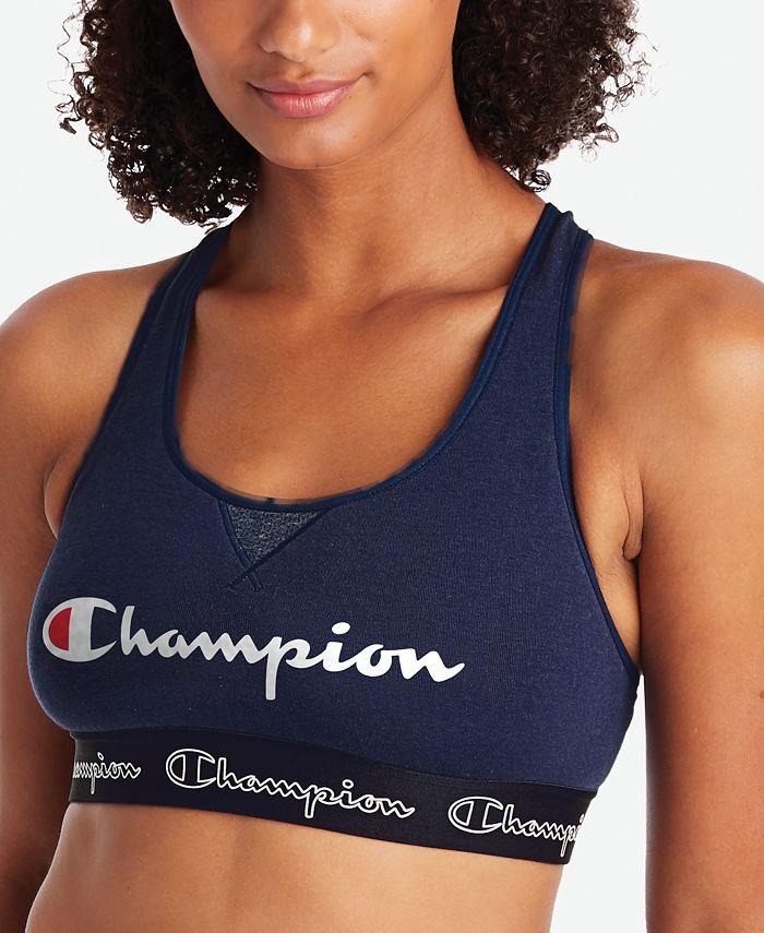 Champion - The Authentic Cutout Racerback Mid-Impact Sports Bra