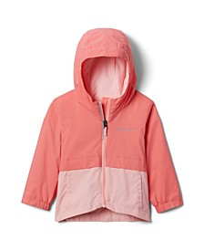 Toddler Girls Rain-Zilla Jacket