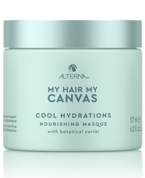 My Hair My Canvas Cool Hydrations Nourishing Masque