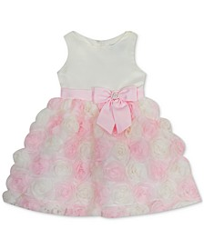 Baby Girls Soutache Dress