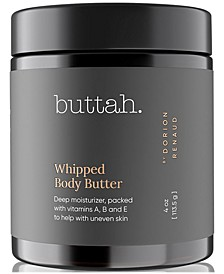 Whipped Body Butter, 4-oz.