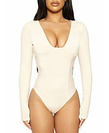 Snatched Bustier Bodysuit