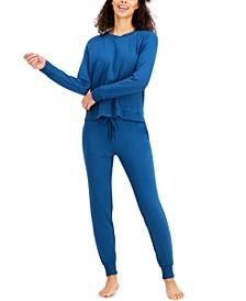 Sweatshirt & Jogger Pants, Created for Macy's