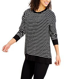 Striped Pajama Top, Created for Macy's