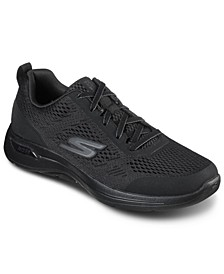 Men's GOwalk Arch Fit - Idyllic Wide-Width Walking Sneakers from Finish Line