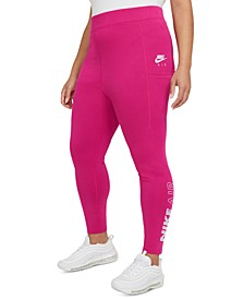 Plus Size Nike Air Women's Leggings