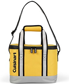Square Lunch Tote Cooler Bag