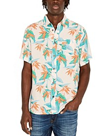 Men's Saprine Hawaiian Top