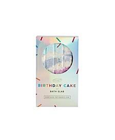 Birthday Cake Bath Slab