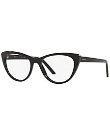 PR 05XV Women's Cat Eye Eyeglasses
