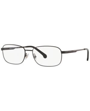BB1057T Men's Rectangle Eyeglasses
