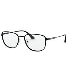 PR 58XV Men's Square Eyeglasses