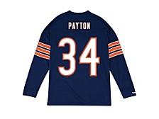 Chicago Bears Name & Number Long Sleeve - Walter Payton