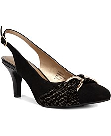Giselee Slingback Pumps, Created for Macy's