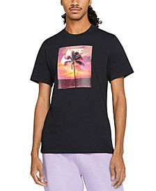 Men's Sportswear Photo Palm T-Shirt