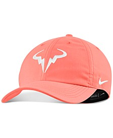 Men's NikeCourt AeroBill Rafa Heritage86 Tennis Hat