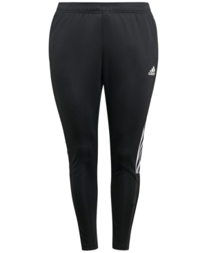 Adidas Originals ADIDAS PLUS SIZE CLIMALITE TIRO TRACK PANTS