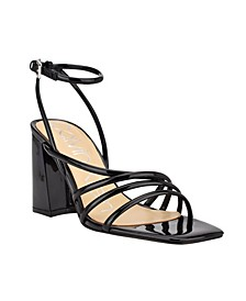 Women's Quen Open Toe Strappy Dress Sandals