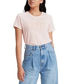 Cotton Logo Perfect T-Shirt