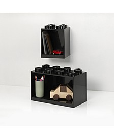 LEGO Brick Shelf, Set of 2
