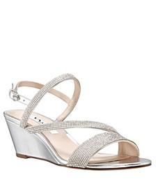 Women's Naloni Wedge Sandal