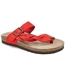Crawford Women's Footbed Sandals