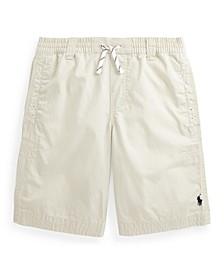 Big Boys Twill Shorts