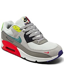 Big Kids Air Max 90 EOI Casual Sneakers from Finish Line