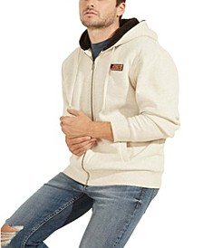 Men's Roy Fleece Sherpa Hoodie