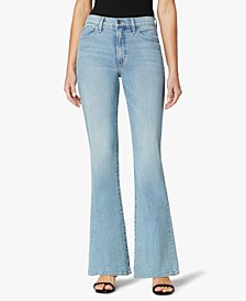 The Molly High-Rise Flared Jeans