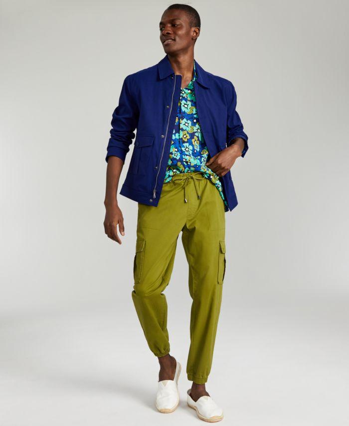 INC International Concepts INC Men's Adam Harrington Jacket, Created for Macy's & Reviews - Coats & Jackets - Men - Macy's
