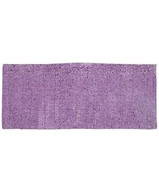 "Micro Shag Soft and Plush Oversized Bath Rug, 24"" x 72"""
