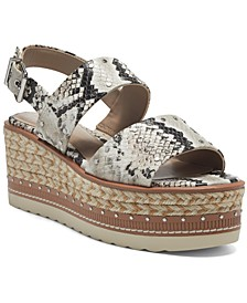 Women's Marsa Flatform Wedges