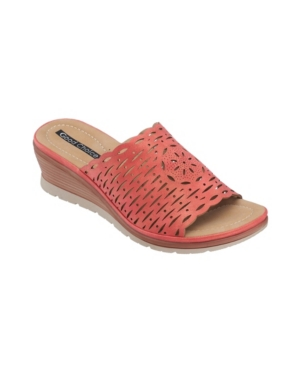 Maddy Wedge Sandal Slides Women's Shoes