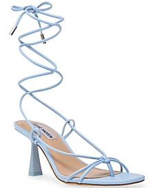 Women's Superb Ankle-Tie Dress Sandals