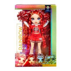 Rainbow High Cheer Doll-Ruby Anderson