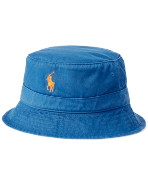 Polo Ralph Lauren MEN'S CHINO BUCKET HAT