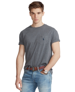 Polo Ralph Lauren MEN'S BIG & TALL CLASSIC-FIT POCKET T-SHIRT