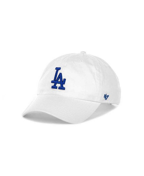 best service e52bd 41f4b ...  47 Brand Los Angeles Dodgers Clean Up Hat    ...