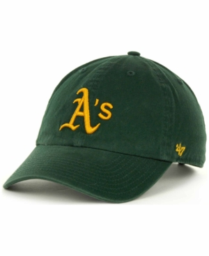 '47 Brand Oakland Athletics Clean Up Hat