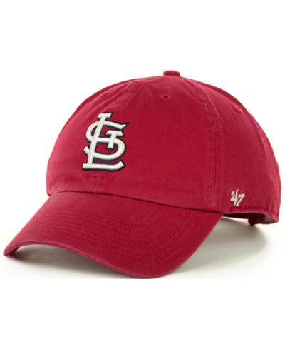 '47 Brand St. Louis Cardinals Clean Up Hat