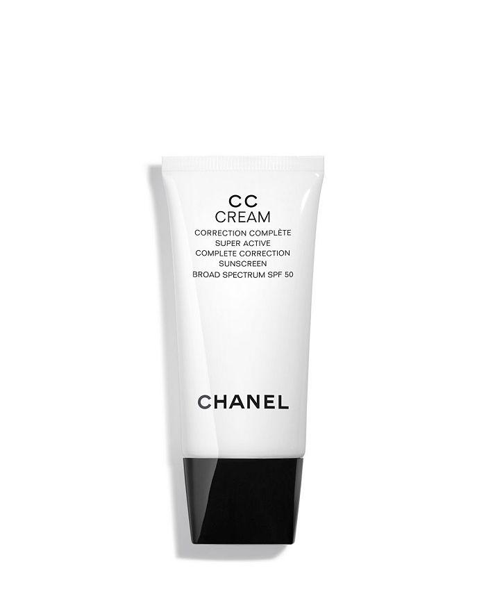 CHANEL - Super Active Correction Complete Sunscreen SPF 50