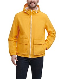 Men's Taslan Hooded Windbreaker Jacket